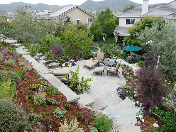 Southern california landscape portfolio for Southern california landscaping ideas